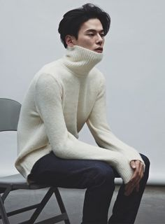 "what-do-i-wear: "" Kim Wonjoong for UPSCALE 2014-2015 F/W collection """