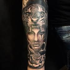 """Résultat de recherche d'images pour """"tatouages de brian M.Viveros"""""""