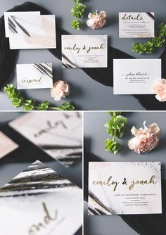Invitations for Every Wedding Style from Wedding Paper Divas | SouthBound Bride