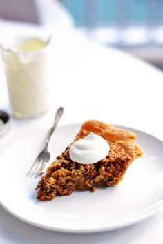 OAT and HONEY GRANOLA PIE - ambslovesfood