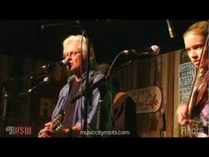 "Chip Taylor performing ""Wild Thing"" with Kendall Carson live at Music City Roots on 1.13.2010"