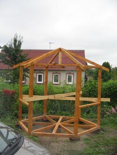 Pergola Ideas For Patio