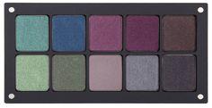 Customized inglot palette