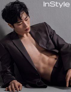 Seo Kang Joon has a pictorial in the August issue of InStyle, check it out! Handsome Asian Men, Handsome Korean Actors, Seo Kang Jun, Seo Joon, Hot Korean Guys, Korean Men, Kpop Love, Seo Kang Joon Wallpaper, F4 Boys Over Flowers