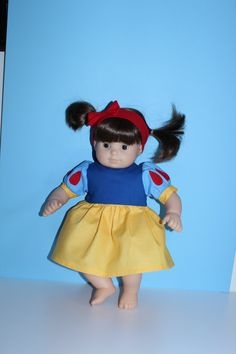Bitty Baby or Bitty Twin by American Girl Doll by JillianSews, $20.00
