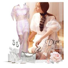 """""""Dior Spring 2016"""" by sella103 ❤ liked on Polyvore featuring Christian Dior and Blu Bijoux"""
