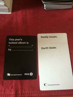 This Star Wars fan. | 14 Cards Against Humanity Players Who Win At Life