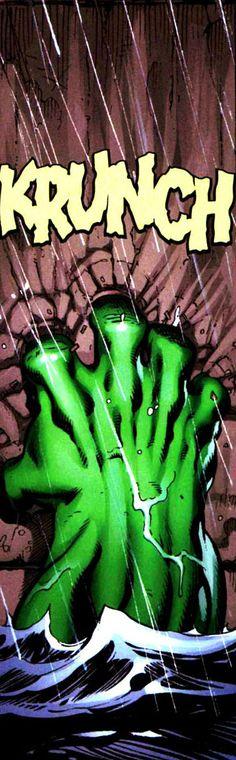Hulk by Ed McGuinness
