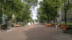 See the monthly picture of Esplanadi. Monthly Pictures, Sidewalk, Street View, Side Walkway, Sidewalks, Pavement, Walkways