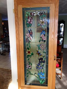 22 x 66 inches Judy Miller patternFrench country garden Mosaic Glass, Stained Glass, Artist Gallery, French Country, Garden, Crafts, Home Decor, Homemade Home Decor, Garten