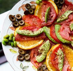 Avocado Tomato Salad!