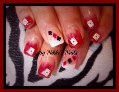 16 Best Vegas Nail Art Images On Pinterest Bellezza Lavori Per