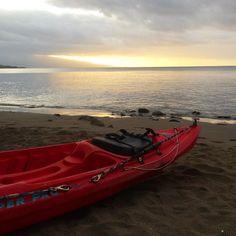 What better way to start your day?  #exploremaui #mkakayak