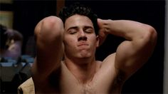 Nick Jonas's Biceps : robertkazinsky: Nick Jonas as Boone in Scream...