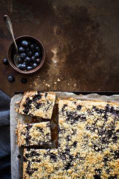 Pellillinen mustikkapiirakkaa | K-ruoka #kesä #marjat
