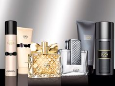 #Celebrate #Gift giving with #Avon #Luck Gift Sets! #men #women