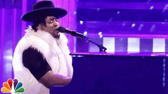 D'Angelo - 'Sometimes It Snows in April' (Prince cover) (2016) (Feat. Princess - Maya Rudolph and Gretchen Lieberum's cover band).