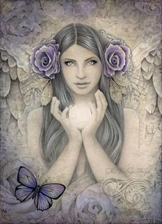 The Blessing Print ~By The Vintage Angel