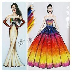 Wich one you prefer!!?? Follow us! @dailyart Amazing artwork by @Willmatos Tag your friends here!#dailyart