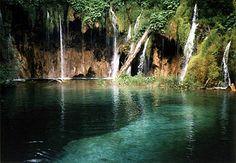 spring river Kolpa, Slovenia