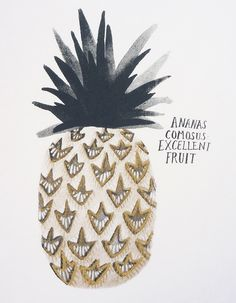 Excellent Fruit Pineapple Tee Print blog
