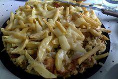 Torta de Batata Frita