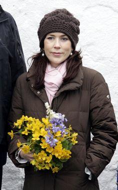 HRH Crown Princess Mary of Denmark