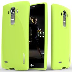 Caseology® LG G4 case [Daybreak Series] [Lime Green]
