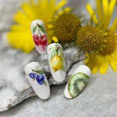 Water Color Nails, Nail Colors, Gemstone Rings, Watercolor, Gemstones, Jewelry, Poses, Wedding, Pen And Wash