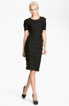 MARC BY MARC JACOBS 'Frankie' Fringe Dress available at #Nordstrom
