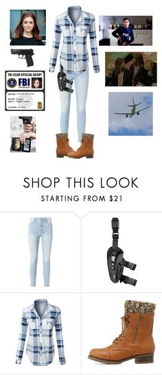 """""""Lila Rose Emmet: Season 1 Ep 12 """"Rohypnol and LSD"""""""" by ghoul1010 ❤ liked on Polyvore featuring Frame, LE3NO and Charlotte Russe"""