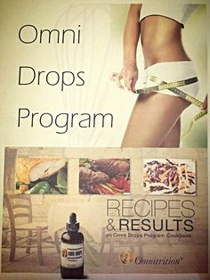 #Omnitrition #Omni Drop program ~