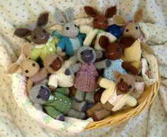 toys by fuzzymitten, via Flickr