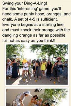 Swing your ding-a-ling hen doo game