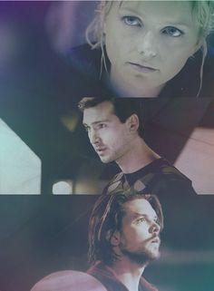 Abby, Becker, Connor - Love them :)