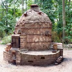 i don't know much about pottery kilns so i don't know if this is my 'one'... but i am determined that this house will have one outside the art studio so i can live out my pottery dreams....