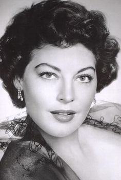 Ava Lavinia Gardner (born December 24, 1922 – January 25, 1990) was an American actress.