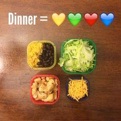 21 day fix dinner ideas!