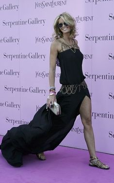 Elle MacPherson Photo - The Serpentine Gallery - Summer Party