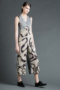 Yigal Azrouël | Resort 2015 Collection | Style.com NYC
