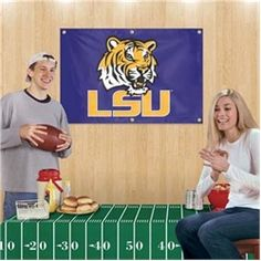 LSU Tigers Party Decorating Kit $39.99