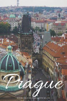 Wer sich für Geschichte interessiert, fährt mit der längsten To-See-Liste nach Prag, die es wohl geben kann.  Es gilt den Fenstersturz aus nächster Nähe zu betrachten, aber auch auf den Spuren Kafkas zu wandeln, Brücken zu bestaunen und den Pulverturm zu sehen.  #prag