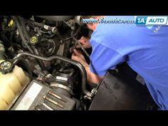 How To Install Replace Water Pump Chevy GMC Silverado Sierra Tahoe Yukon 4.8L 5.3L 6.0L 99-04 1AAuto - YouTube