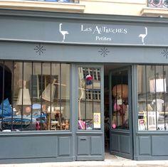 Boutique enfant et bébé - Les Petites Autruches - Paris 14e - décoration - linge - vêtements - jouets - vaisselle - Luminaires - by Humeur de moutard