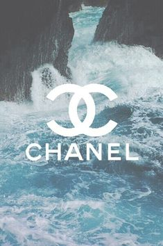 chanel, water, and blue image