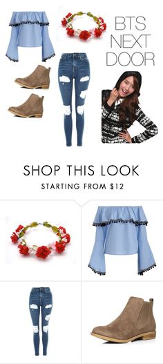 """Shin's casual wear"" by pantsulord ❤ liked on Polyvore featuring Topshop and Dorothy Perkins"