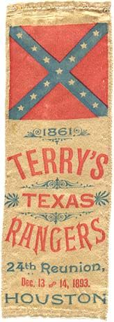 Terry's Texas Rangers 24th Reunion