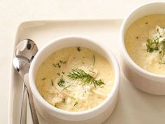 Avgolemono Chicken Soup with Rice