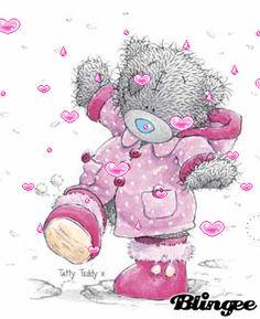 Teddy Bear Blingee | Tatty Teddy xox Image #83879635 | Blingee.com