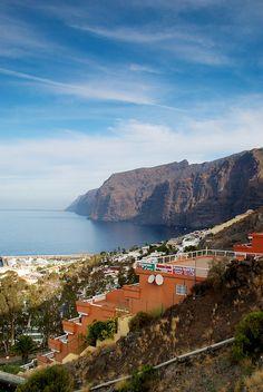 Tenerife the beautiful island